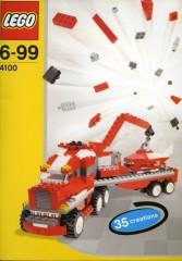 Lego 4100 Maximum Wheels