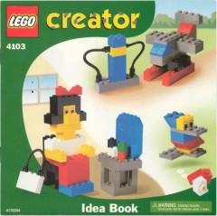 Лего 4103