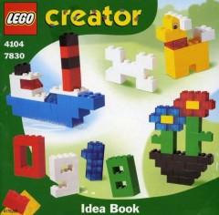 Lego 4104 Creator Bucket