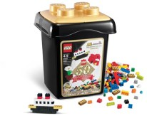 Lego 4105 50th Anniversary Bucket