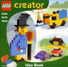 Lego 4106 Creator Bucket