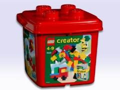 Lego 4113 Brick Adventures Bucket