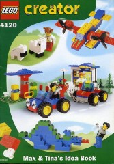 Lego 4120 Fun and Cool Transportation