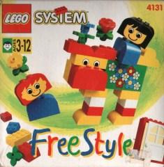 Лего 4131