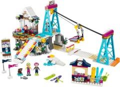 Lego 41324 Snow Resort Ski Lift