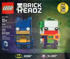 Lego 41491 Batman & The Joker