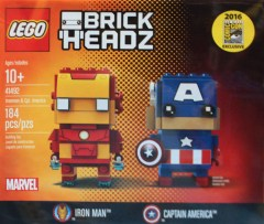 Lego 41492 Iron Man & Captain America