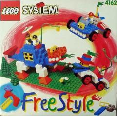 Lego 4162 Freestyle Multibox, 6+