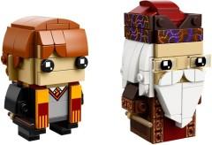 Ron Weasley & Albus Dumbledore