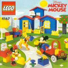 Лего 4167