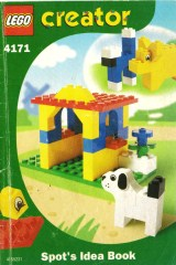 Lego 4171 Spot and Friends