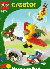 Lego 4174 Max Goes Flying