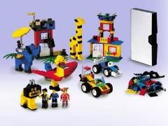 Lego 4177 Building Stories with Nana Bird