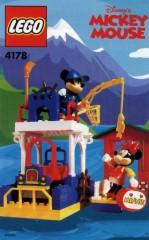 Random set of the day: Mickey's Fishing Adventure