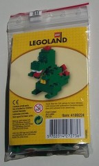 Lego 4189224 Green dragon