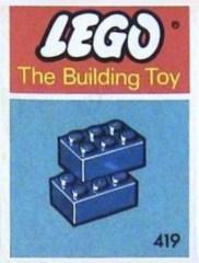Лего 419