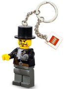 Lego 4202599 Sam Sinister Key Chain