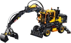 Lego 42053 Volvo EW160E