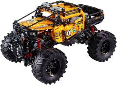 4x4 X-Treme Off-Roader