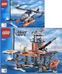 Coast Guard Platform