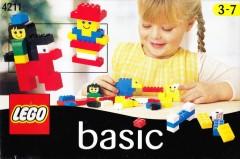 Lego 4211 Basic Building Set, 3+