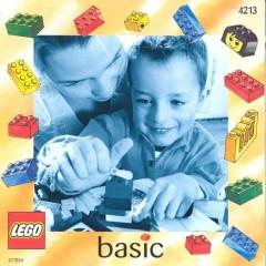 Lego 4213 Basic Building Set, 3+