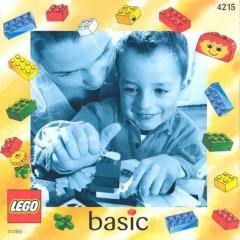 Lego 4215 Basic Building Set, 3+