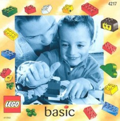 Лего 4217