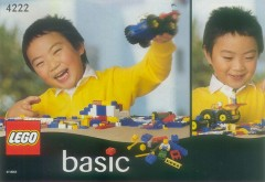 Lego 4222 Basic Box 5+