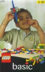 Lego 4225 Basic Building Set, 5+