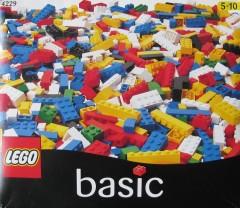 Lego 4229 Basic Building Set, 5+