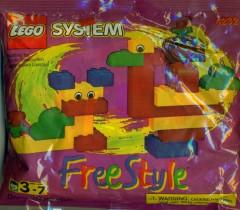 Lego 4232 Trial Size Bag 3+