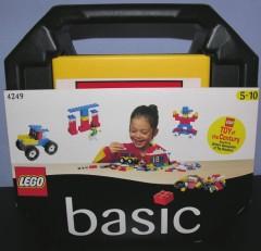 Lego 4249 Suitcase Set