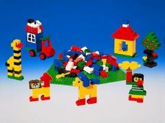 Lego 4273 Play Table Set
