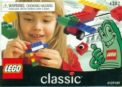 Lego 4282 Trial Classic Bag 5+