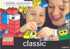 Lego 4283 Trial Size Box 3+