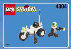 Lego 4304 Chopper Cop