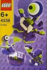 Lego 4338 Monster Pod