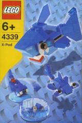 Lego 4339 Aqua Pod