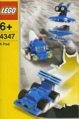 Lego 4347 Auto Pod