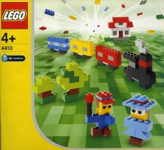 Lego 4410 Build and Create