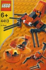 Lego 4413 Arachno Pod