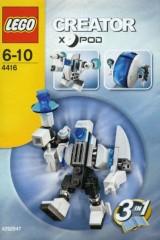 Lego 4416 Robo Pod