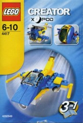 Лего 4417