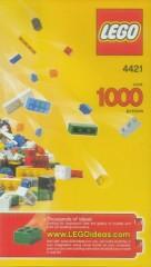 Lego 4421 Big LEGO Box 1000