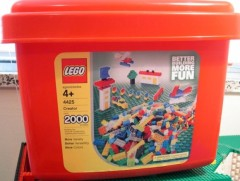 Lego 4425 Better Building More Fun