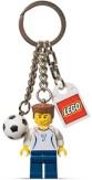 Lego 4493753 England Football Keyring