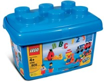 Lego 4496 Fun With Building Tub