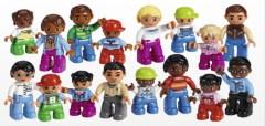 Lego 45011 World People Set