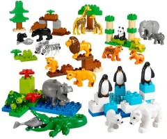 Lego 45012 Wild Animals Set